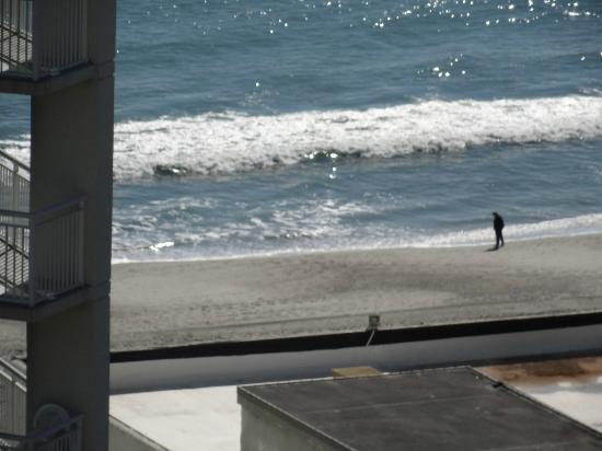 Carolina Grande: View from the Balcony