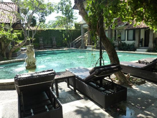 Puri Mesari Hotel & Suites: Pool