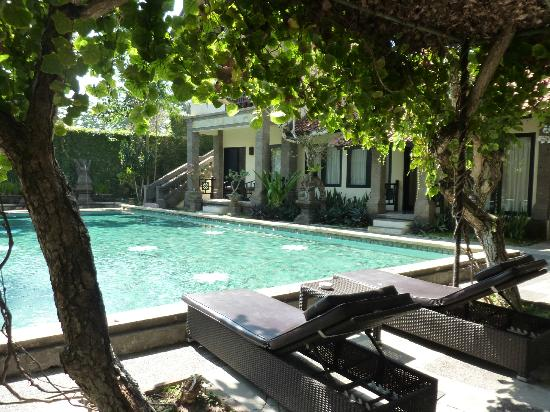 Puri Mesari Hotel & Suites: Pool and rooms