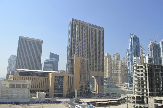 Radisson Blu Residence, Dubai Marina: View
