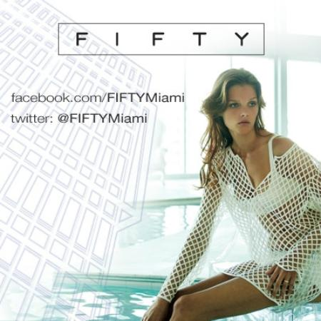 Photo of Nightclub FIFTY Ultra Lounge at 485 Brickell Ave, Miami, FL 33131, United States