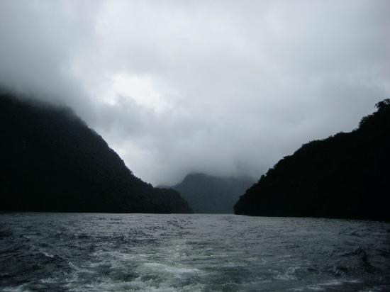 Doubtful Sound: Fiordland National Park, Te Anau, New Zealand