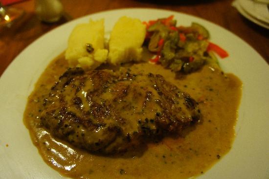 Le Shang Restaurant: viande