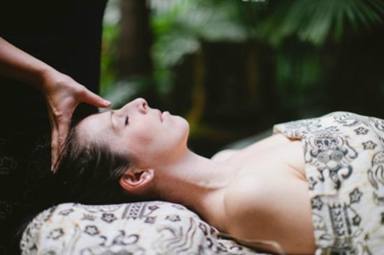 Ikatan Balinese Spa & Gardens: ikatan Spa Shanti-Dhara treatment