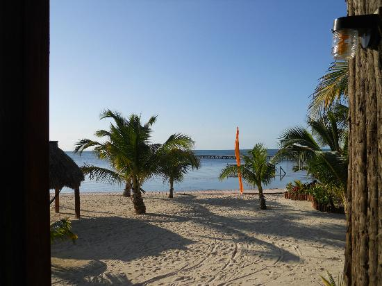 Ramon's Village Resort: Beach area
