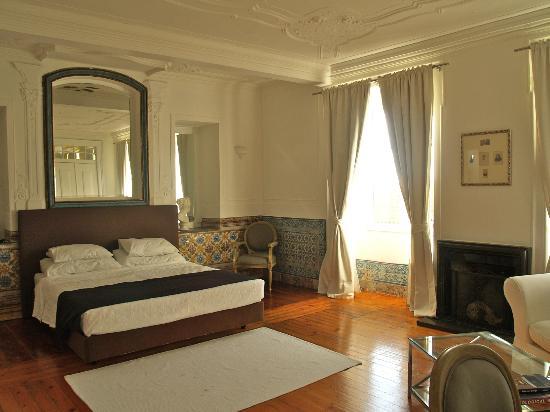 Palacio Ramalhete: Room 1