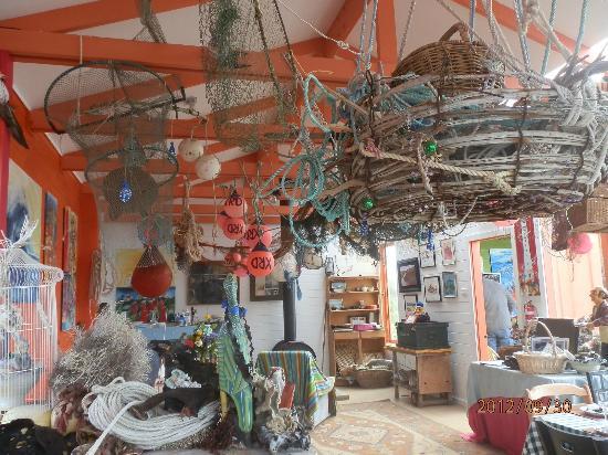 King Island: Inside again