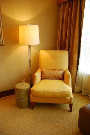 Conrad Hong Kong: Room