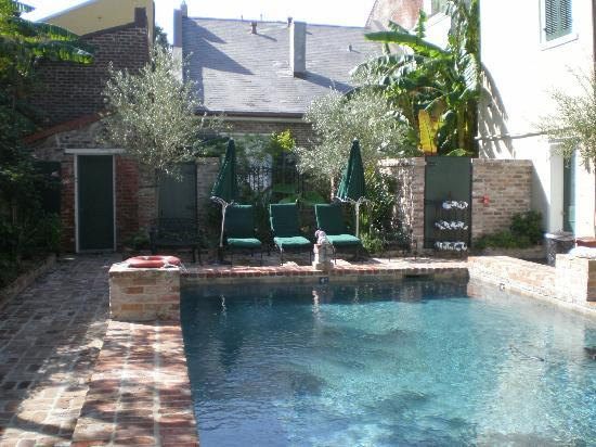 Audubon Cottages : Audobon Cottages Swimming Pool