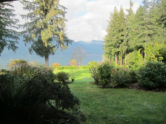 Lake Quinault Lodge: Lakeside Room View