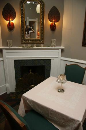 Seven Sisters Inn: The Gathering Room