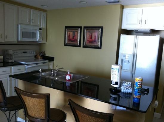 Sterling Reef: kitchen