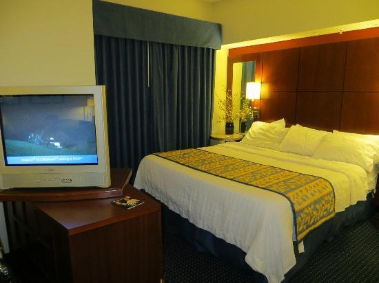 Residence Inn Ocala : King Bed Studio