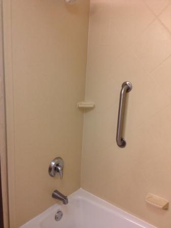 Homewood Suites by Hilton Boston/Andover: shower