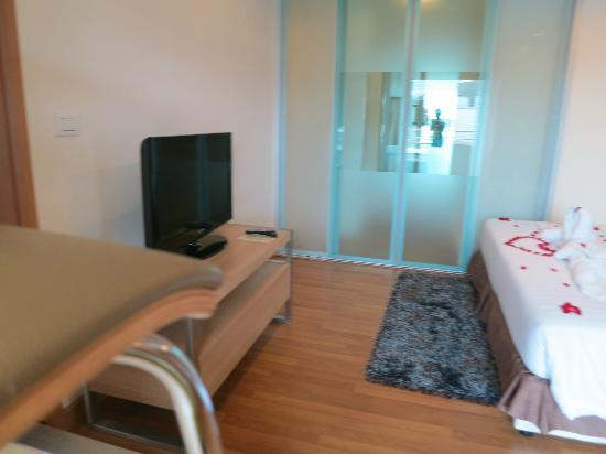 Viva Garden Serviced Residence: One Bedroom Suite