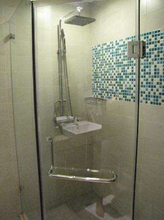 Yitel Hotel Beijing Wangjing 798: the bath room