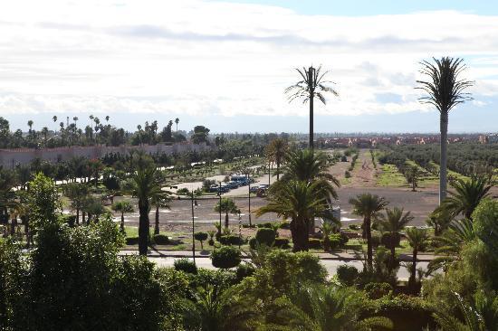 The Pearl Marrakech: Vistas desde la 303. A evitar en fin de semana