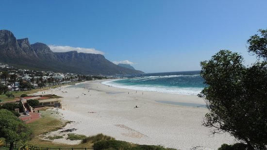 Camp's Bay Beach: Strand