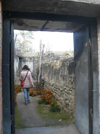 Lingshui Village: keep walking.