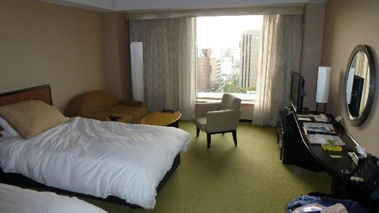 Hotel Granvia Kyoto: Twin Bed Room