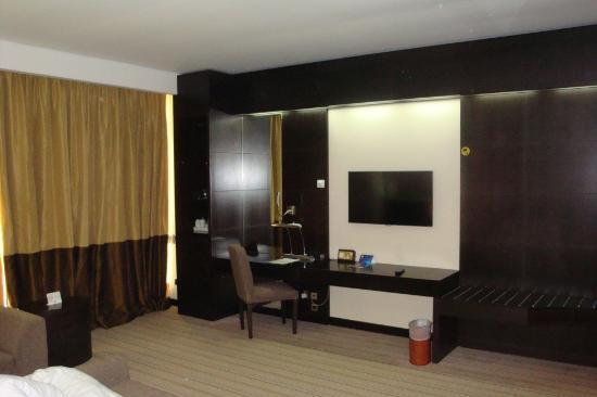 Radisson Blu Hotel, Doha: Business Class Zimmer