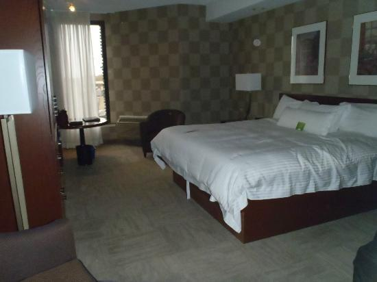 White Oaks Conference Resort & Spa: Comfy bed