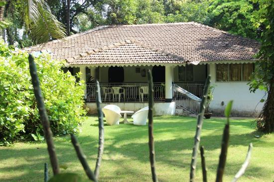 Vila Goesa Beach Resort: The cottage we stayed at