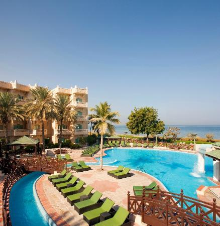 Grand Hyatt Muscat Hotel