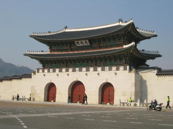 ประตูควางฮวามุน