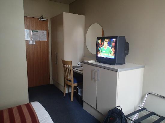 Hotel Coronation: room