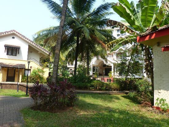 Miramar Residency: Main Building 