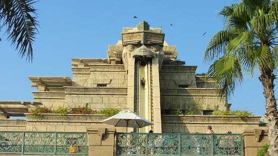 Atlantis, The Palm: Leap of Faith