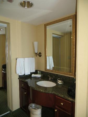 Homewood Suites Tampa Airport - Westshore: Vanity Unit