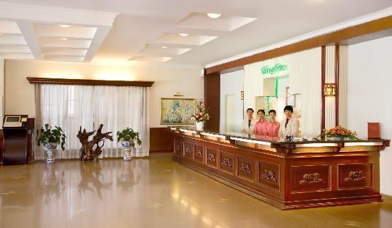 Golf 3 Hotel Dalat: lobby