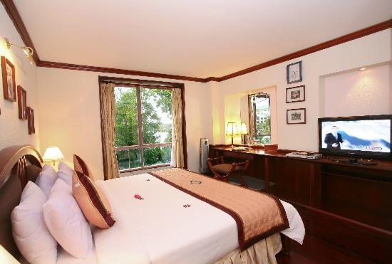 Golf 3 Hotel Dalat: Golf Suite