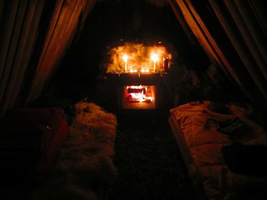 STF Kolarbyn Eco-Lodge: la nostra capanna