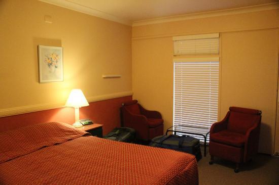 Milton Village Motel: Room 6