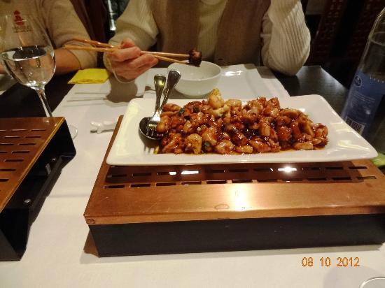 China Garden: Chicken something yummy