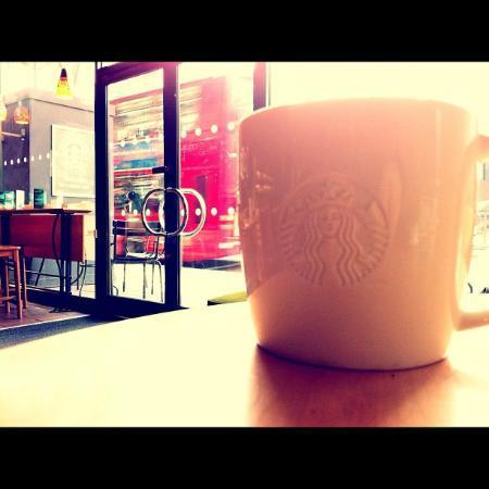 Starbucks Euston Road: Coffee