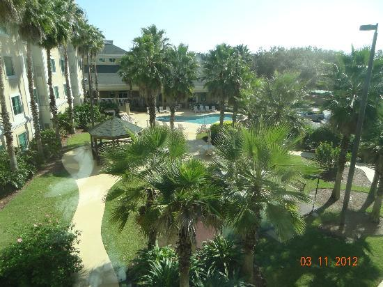 Hawthorn Suites by Wyndham Orlando Lake Buena Vista: View from room