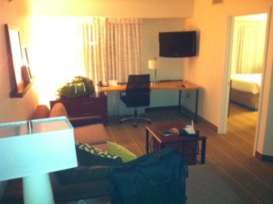 Residence Inn Williamsburg: This hotel has the updated room decore, its modern, efficient and very comfortable