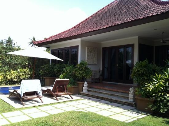 The Zen Villas: Peace Villa - Zen Villas (Oct 2012)