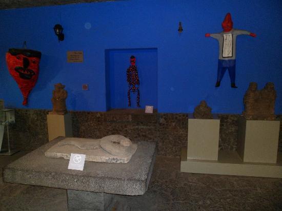 Musée Frida Kahlo : expo créations de frida