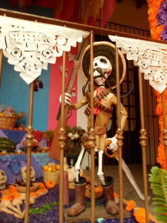 Musée Frida Kahlo : decoration