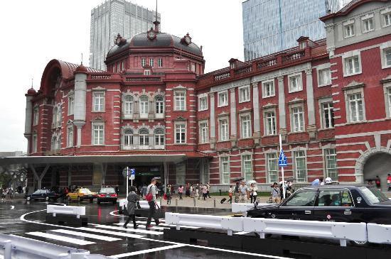 千代田区, 東京都, 東京駅