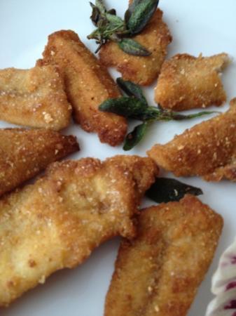 Ristorante Frate : pesce persico del lario