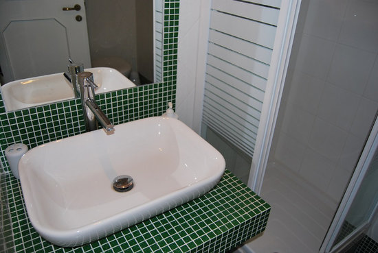 Bed and Breakfast Palermo Centro: Bathroom
