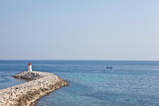 Best Western Hotel Paradou Mediterranee : Phare de Sausset Les Pins