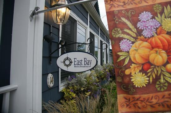 East Bay Bed & Breakfast : Home away from home