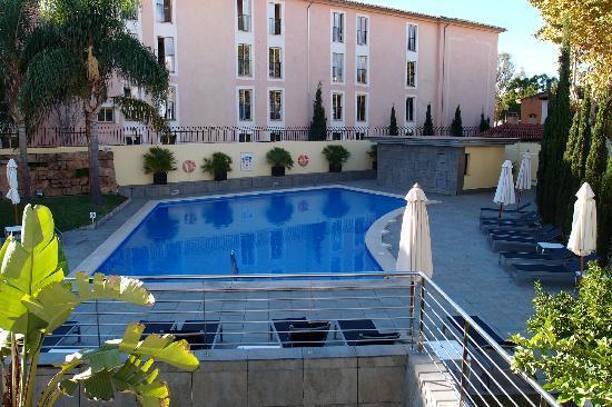 Hotel Isla Mallorca & Spa: la piscine trop petite
